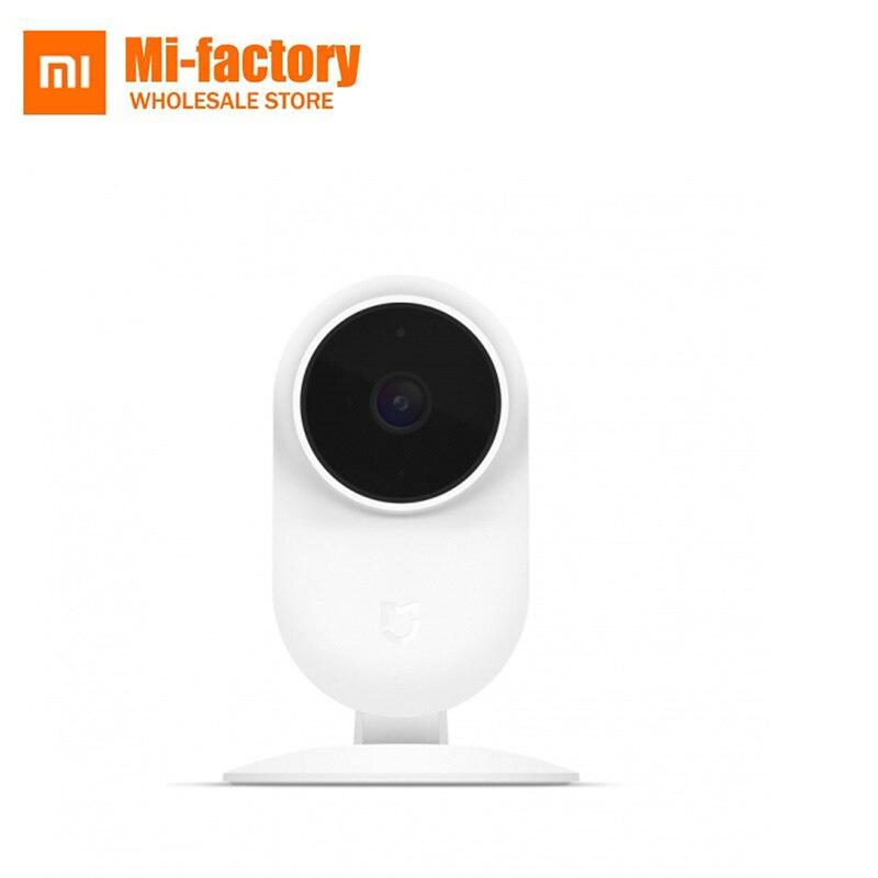 100% Original Xiaomi Camera 1080P HD Home IP Camera Wifi Wireless App Remote Control 10mNight Vision PK Xiaofang Xiaoyi Camera