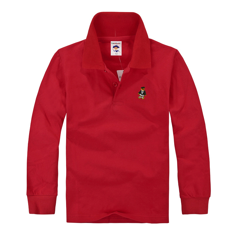 Top-quality-kids-polo-shirts-white-red-yellow-blue-t-shirt-baby-toddler-big-boy-girl-long-sleeve-cotton-children-t-shirts-3