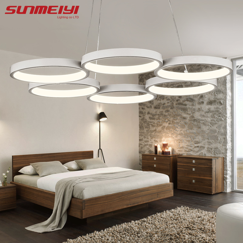 Modern Ceiling Light Dinner Room Pendant Lamp Kitchen: Aliexpress.com : Buy Modern Led Pendant Light For Kitchen