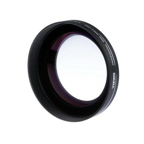 0.7X58mm Pro Grand Angle Premier Objectif Pour Canon 18-55mm 550D 600D 650D 700D T3 T5 DSLR