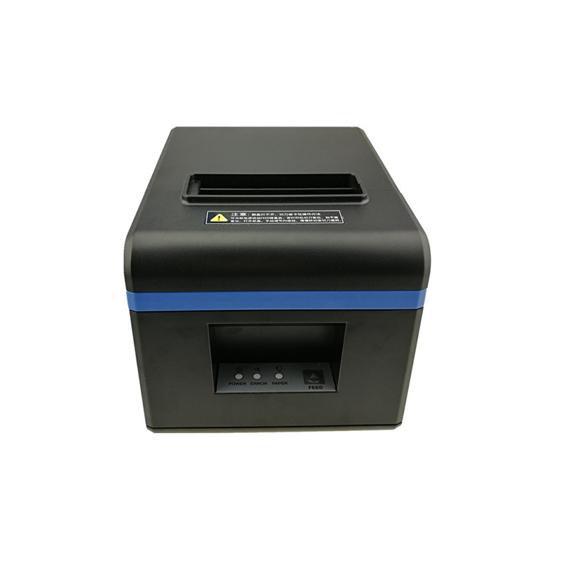 Us 39 8 10 Off New 80mm Thermal Printer Take Out Food Restaurant Menu Clothing Supermarket Retail Store Cashier Pos Receipt Printer Usb Port In
