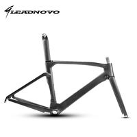 Carbon Road Bike Frame Quick Release Or Thru Axle Carbon Bicycle Frameset Road Bike Frame Packaging