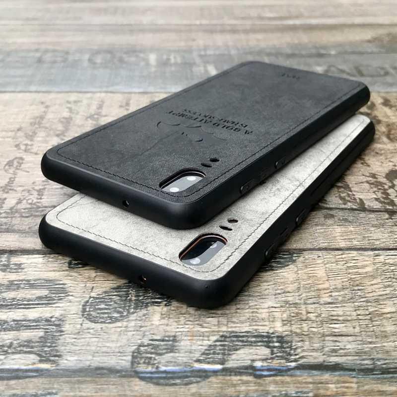 Cervo cassa del telefono per xiaomi redmi note 7 pro/redmi 7 7a tpu duro della copertura posteriore coque fundas per xiaomi redmi note 7 7pro