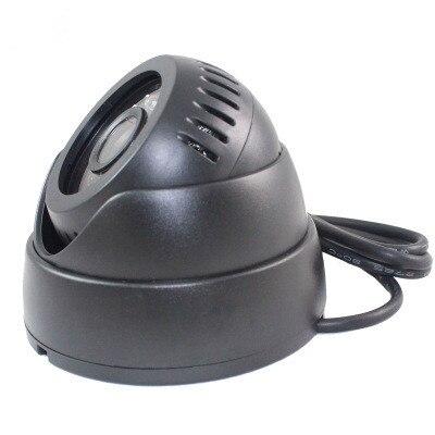 USB plug &playDome camera with IR mini camcorder cctv home seucirty camera car driving record camera support TF Card storage P2P