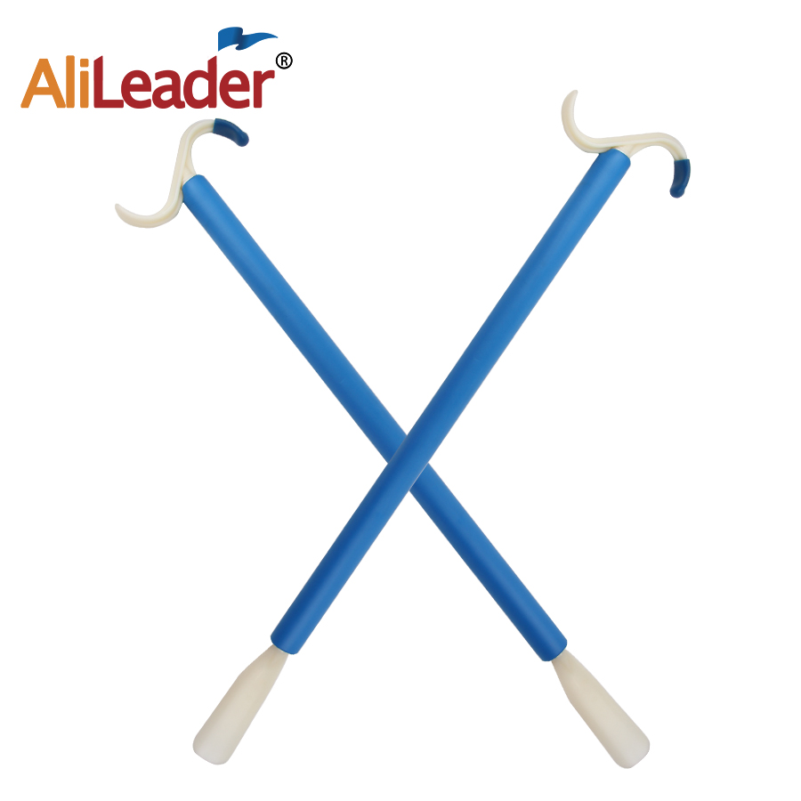 Alileader New Arrival Deluxe 28 Long Dressing Stick Ideal Dressing Aid for Shoes Socks Shirts And