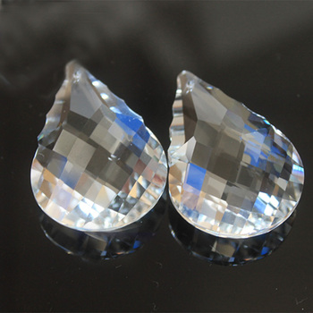 Free Shipping 144pcs Factory Price 50mm Clear Crystal Chandelier Part/ Crystal Curtain Pendants/ Crystal Prism for Lamp Supplies