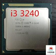 lntel I3-3240 i3 3240 CPU 3.4 GHz 3M LGA1155 55W desktop Dual Core SR0RH CPU Free Shipping