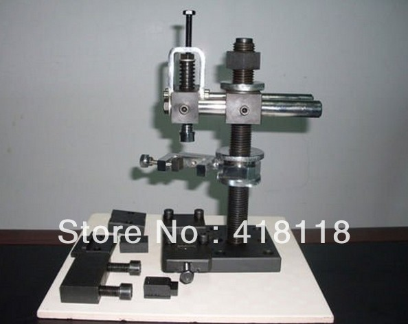 Professional Fittings and tools of common rail-injector roll-over stand