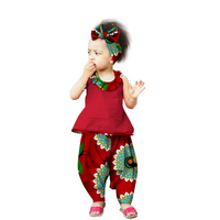 Robe Africaine African Clothing Traditional African Dresses For Direct Selling New 2017 Children Cotton Girls Dress