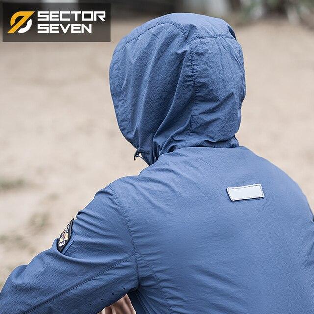 CORDURA Waterproof Lightweight Hooded Jacket 4