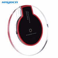 Elephone P9000 Wireless Charger 100 QI Fast Wireless Charger For Samsung S7 Edge S6 Edge For