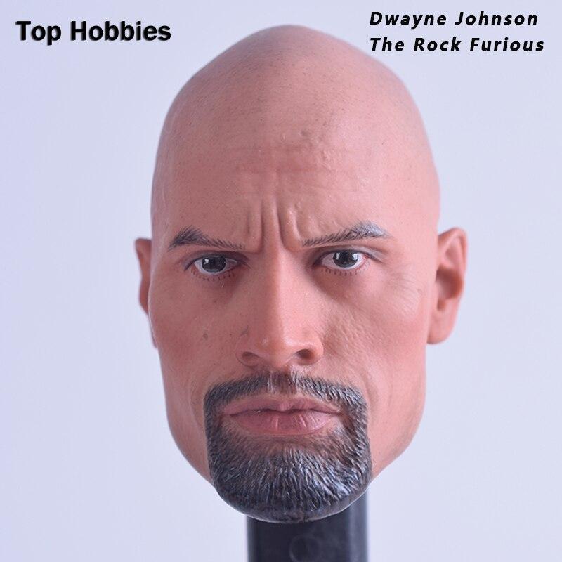 Spielzeug Hobbies Action figuren 1/6 Skala zubehör Dwayne Johnson Rock Kopf Sculpt Matt Testa BELET Detektiv Fit 12 Zoll Körper-in Action & Spielfiguren aus Spielzeug und Hobbys bei AliExpress - 11.11_Doppel-11Tag der Singles 1