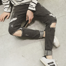 pants men women skateboard sportswear Sweatpants pant cargo hip hop street wear pants black color 1311
