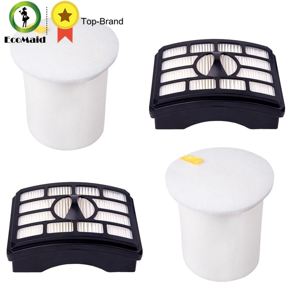 for Shark Rotator Pro Lift-Away NV500 NV501 NV505 NV552 HEPA Filter Foam Filter Kit Part XFH500 XFF500  rotator