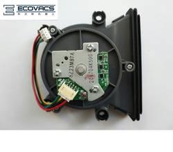 Оригинальный основной двигатель мотор вентилятора пылесос Вентилятор Для Ecovacs Deebot робот пылесос Запчасти Замена