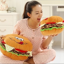 1PC Plush Toys Pillows Home Accessories Lovely Funny Gifts Free Shipping