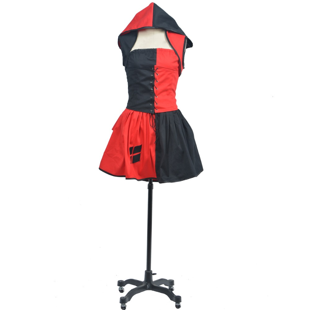 Popular Joker Girl Costumes-Buy Cheap Joker Girl Costumes -7589