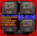 EMMC08G-S100 BGA153Ball EMMC 8GB мобильный телефон памяти Новый оригинальный и второй рукой спаянные шары протестированы ОК