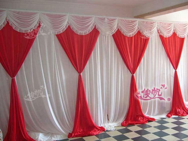 Aliexpress Com Buy Wedding Stage Backdrop The Wedding