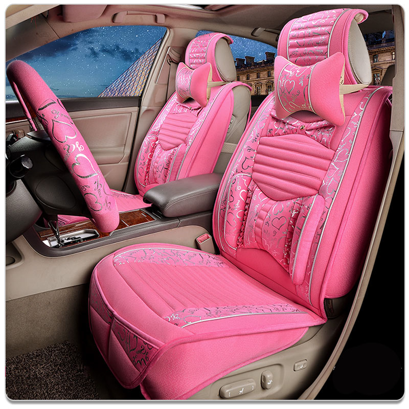 Aliexpress Buy Car Seat Cushion Auto Supplies Princess Cushions Female Lace Ml003 From Reliable Suppliers On Kingleeo Store