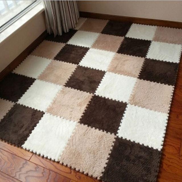 aliexpress: acheter 12 pcs/lot diy couture tapis pour chambre