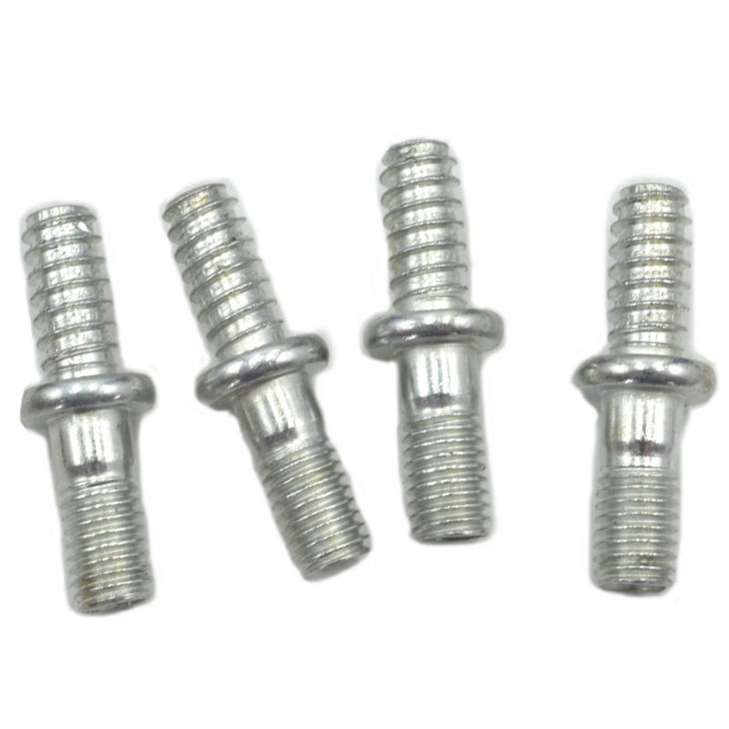 4PCS Chainsaw Stud Collar Screw with Size M8 for Stihl 017 018 021 023 025 MS170 MS180 MS210 MS230 MS250 #1123 664 2400 torktop 42 5mm cylinder piston kits and crankshaft fits for stil 025 023 250 230 chainsaw