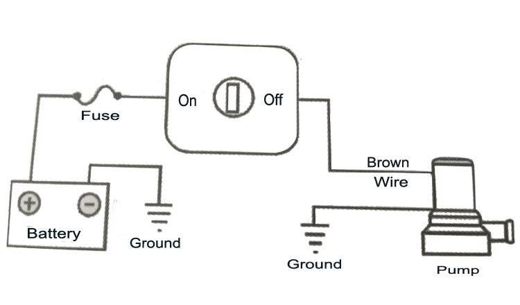 Detail Feedback Questions about Bilge Pump 750GPH DC 12V Electric