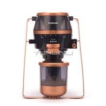 Электрическая кофемолка бытовая зерновая мельница 80 Вт 6 скоростная