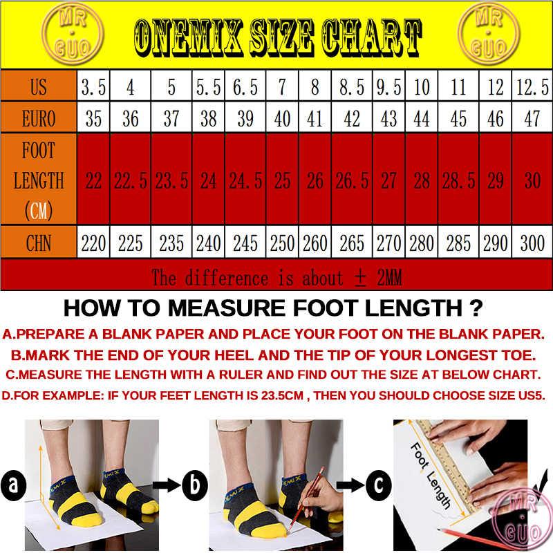 ONEMIX 2020 ชายฤดูร้อนรองเท้าผู้หญิงกีฬากลางแจ้งชายหาด Wading รองเท้าแตะต้นน้ำเดินรองเท้าผ้าใบถุงเท้าโยคะรองเท้า DIY