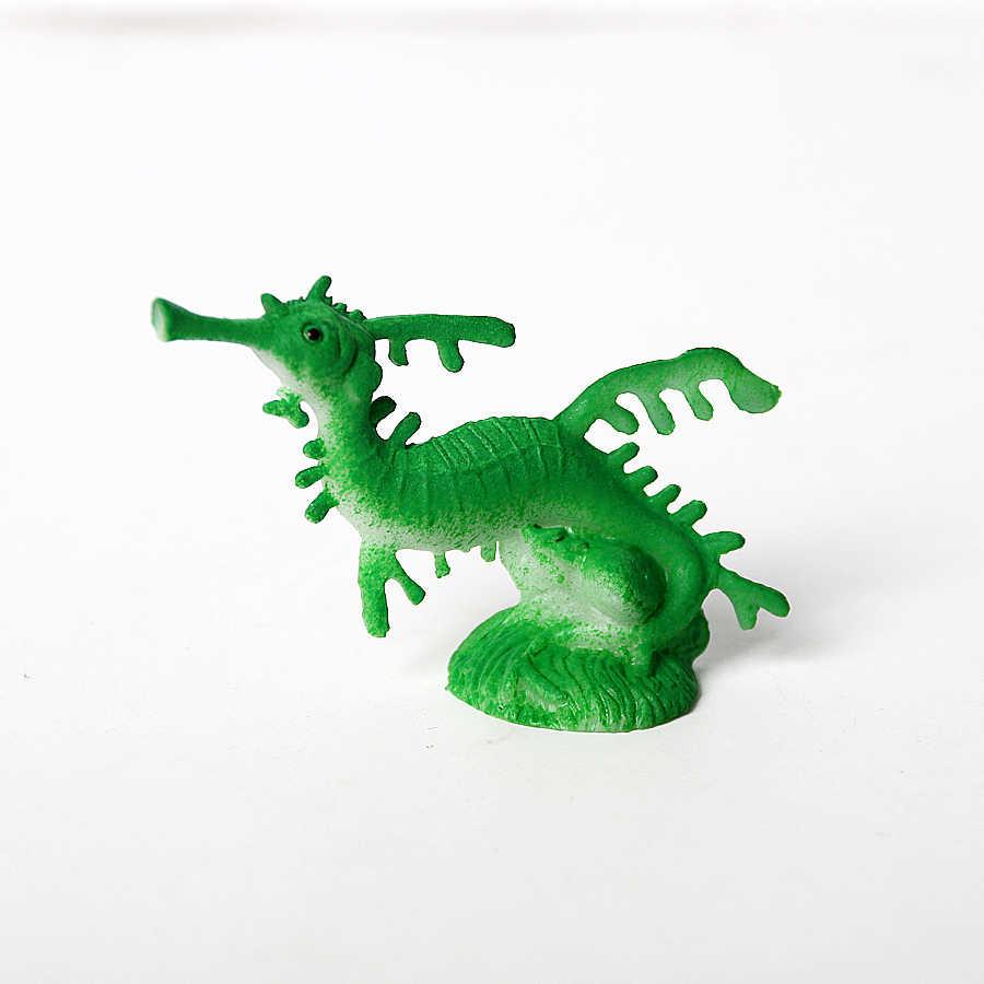 12 Pcs Assorted Animais Marinhos Brinquedos Figura Conjunto, As Criaturas Do Oceano Modelos de Ação Realista, Kids Educacional Brinquedos Cognitivos