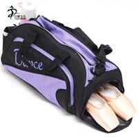 Yoga Ballet Canvas Should Dance Bag