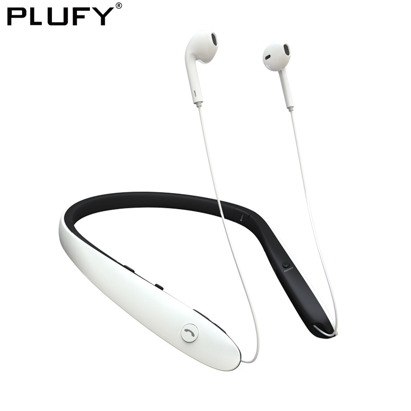 Oreillette Bluetooth PLUFY casque sport casque sans fil CSR4.1 stéréo HIFI Auriculares Inalambrico Bluedio Audifonos