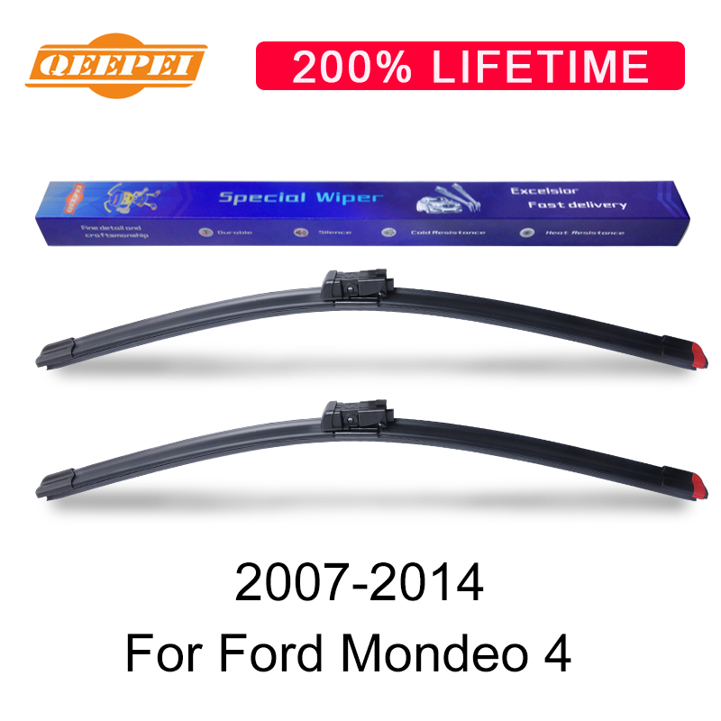QEEPEI Windshield Wipers Blade For Ford Mondeo 4 2007-2014 - Auto Replacement Parts - Photo 1