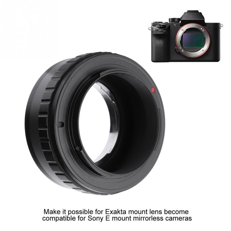EXA NEX Manual Focusing Adapter Ring for Exakta Lens for Sony E Mount Mirrorless Cameras-in Lens