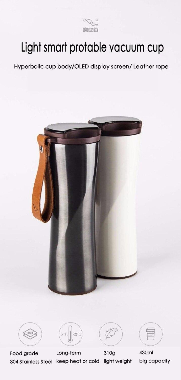 Vakuum Flaschen Kiss Kiss Fish CC Becher Wasserflaschen für Xiaomi Edelstahl