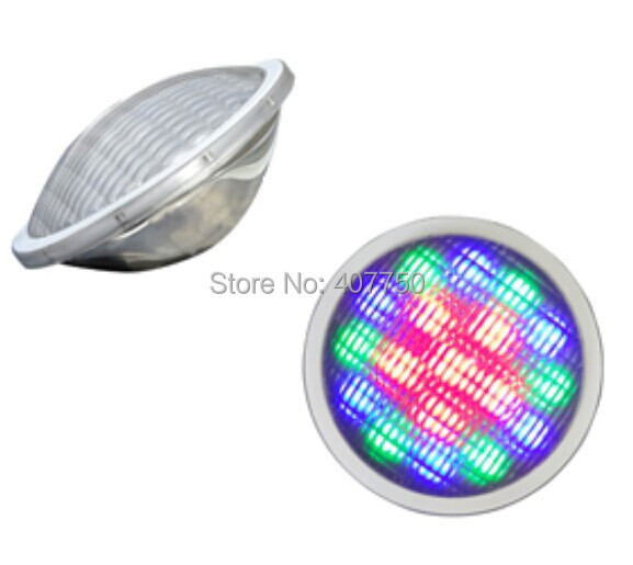 free shipping to Europe waterproof IP68 rgb par56 led underwater light 12v 18W led spot light 2pcs/Lot for cultural ponds free shipping to latin america waterproof smd rgb par56 led pond light 12v 18w led light ip68 2pcs lot for city rivers