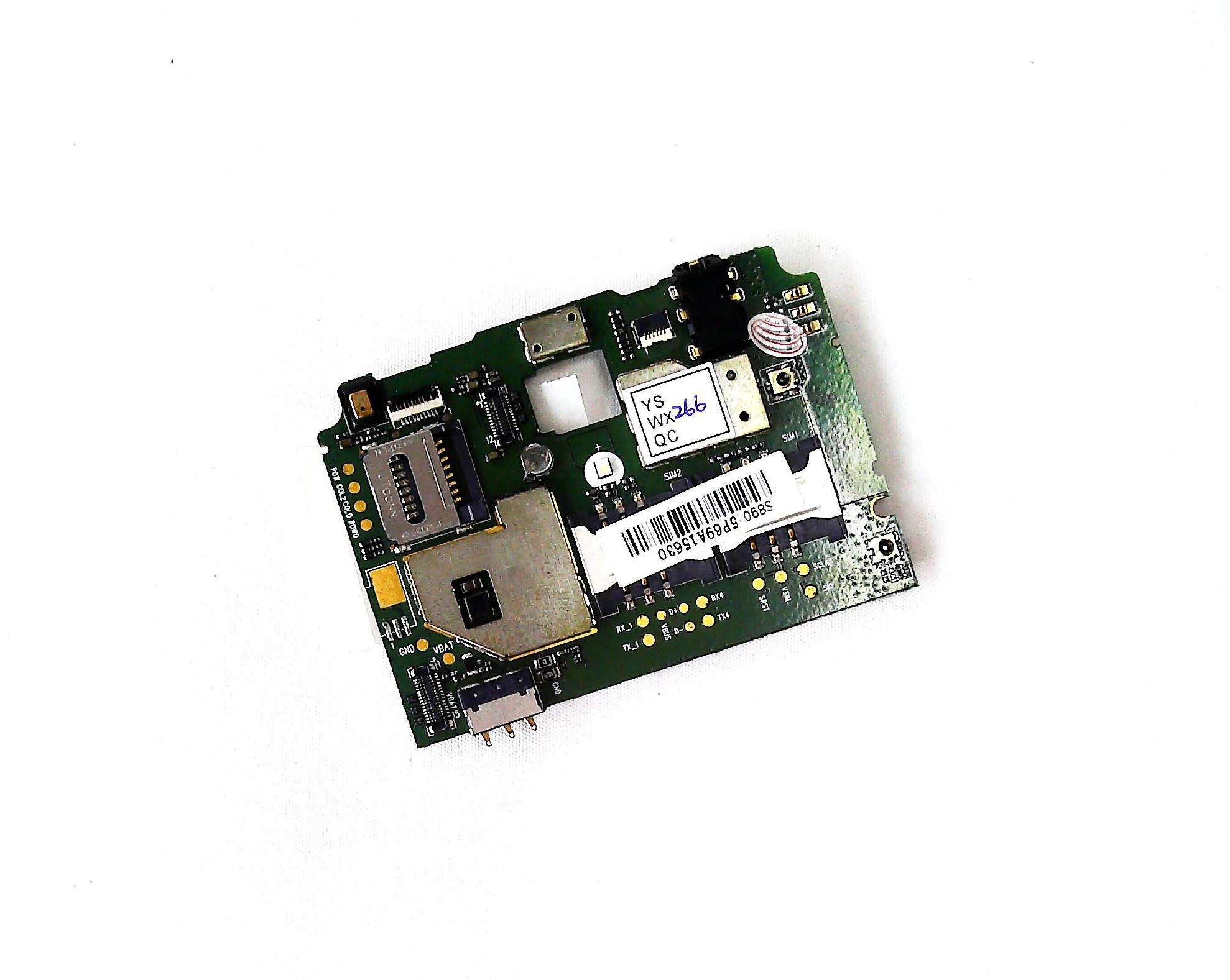 used Mainboard Motherboard mother board + tools For lenovo s890 Smart Cell phone