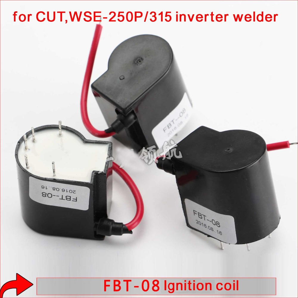 YDT 1PC FBT-08 Ignition Coil For Cut  Wse 250 Inverter Welding Machine