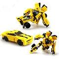 2016 new classic movie Star Wars bloques de construcción de juguete robot deformación acción popular niños cosas divertidas compatible