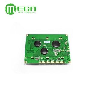 Image 3 - Nouveau 10 pièces 12864 128x64 points graphique couleur verte rétro éclairage Module daffichage LCD pour arduino framboise pi