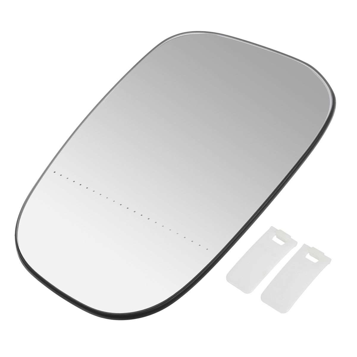 Left side Wide Angle Wing mirror glass for Kia Venga 2009-2017 heated