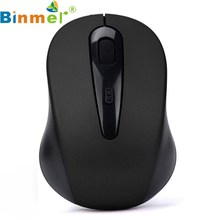 Binmer Good Sale 2.4GHz Wireless Mouse USB Optical Scroll Mice for Tablet Laptop Computer Finest Jul 22