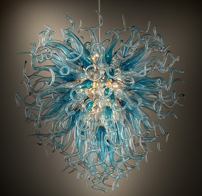 Zhongshan fabricant en gros Type moderne lustre éclairage