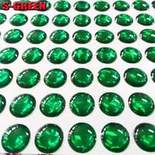 2019HOT الاصطناعي 3d الصيد عيون جذابة كمية: 800 قطعة/الوحدة الصلبة اللون: الأخضر