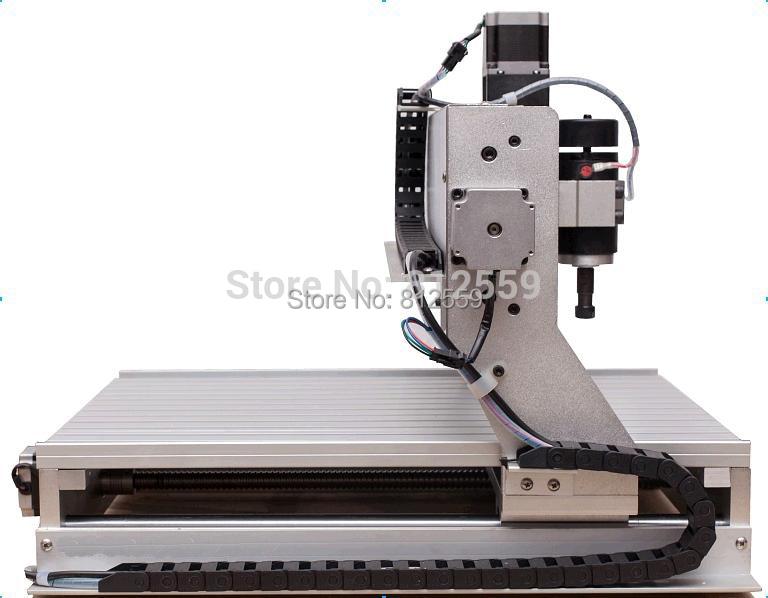 3040 cnc pöörleva teljega 3D graveerimis- ja - Puidutöötlemisseadmed - Foto 2