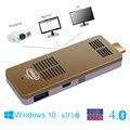 Mini pc oi maior intel 4-core processador usb 3.0 bluetooth 4.0 windows 10 sistema portátil de boa qualidade frete grátis