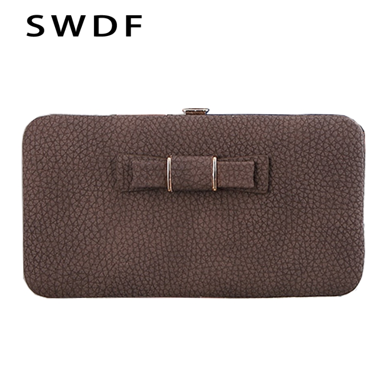 SWDF Card Holders Wallet Women's Famous Wallet Brand Women's Gift Money Bags Pocket Clutch's Mobile Phone bag Trendy fashion