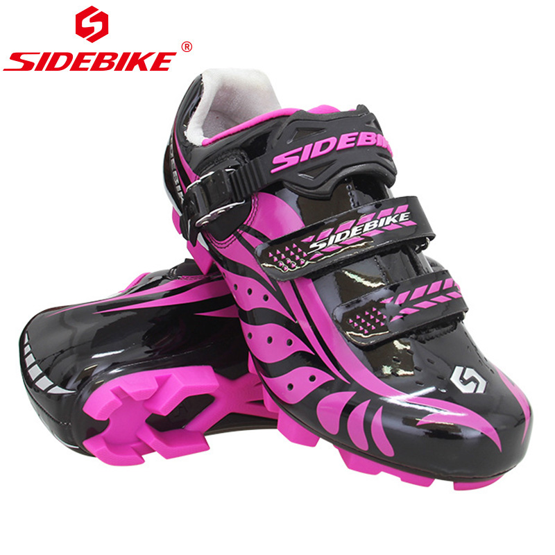 Sidebike Cycling Shoes Women Mtb Shoes Breathable Road Bicycle Shoes Non slip Mountain Bike Shoes Buty