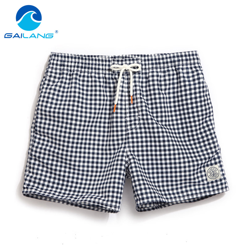 Gailang Brand Men's Quick Drying Beach   Shorts     Board     Shorts   Trunks Casual Active   Shorts   Jogger Swimwear Swimsuits Summer Bottoms