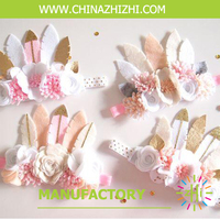 New Product Headband Hair Band Hair Bow With Elastic Band Girls Hair Accessories From China Shanghai